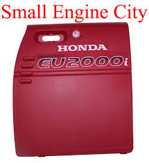honda eui generator parts honda eu2000 maintenance cover
