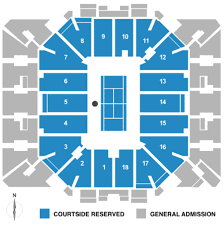 New Louis Armstrong Stadium Seating Chart Us Open 2020 Tennis Flushing Meadows Ny Championship