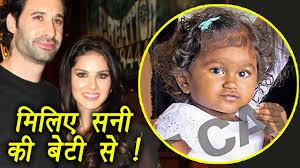 sunny leone and daniel adopts baby nisha kaur weber from latur filmibeat