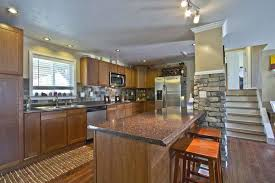 beautiful split level house interior excellent kitchen remodel for