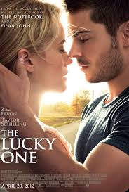 nicholas sparks films the lucky one