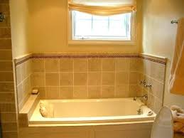 elegant bathroom tub tile surround bathtub baths ideas images b