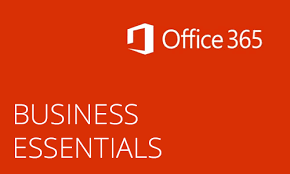 417c Pt Chart Microsoft Office 365 Business Essentials 1 Year With Support