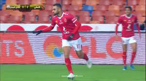 اهداف مباراة الاهلي وطلائع الجيش (3-0) الدوري المصري - بطولات