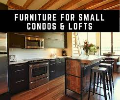 small furniture for condos. How To Pick The Right Furniture For A Small Space Or Condo \u2013 Rustic Outlet Condos F