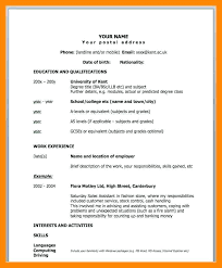 One Page Resume Format Classy Single Page Resume Template One Page Resume Page Resume Template