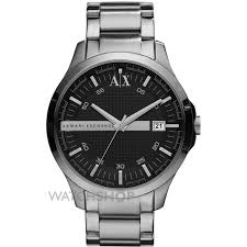 "men s armani exchange watch ax2103 watch shop comâ""¢ mens armani exchange watch ax2103"