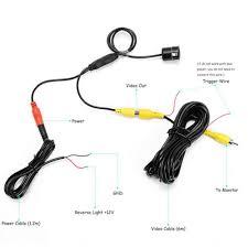 Wireless Reverse Camera Wiring Diagram Backup Camera Wiring