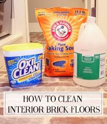 update i have been receiving a lot of questions about how i keep my brick floors clean so i wrote a short post with some tips for you