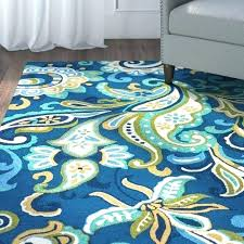 blue and yellow rugs teal rug unique red area gray
