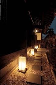 Image Walkway Japanese Garden Lighting For The Walkway Along The Side Of The House Gardening Living Pinterest Japanese Garden Lighting For The Walkway Along The Side Of The