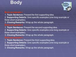 definition essay professor minnis what is a definition essay  a  topic sentence present the first supporting idea