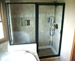 best way to clean glass shower doors best way to clean glass shower doors large size