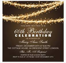 60 birthday invitations 90th birthday invitations templates free 22 60th birthday