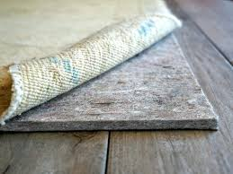 lavishly 8x10 rug pad pads for area rugs carpet under natures grip laminate floors