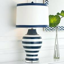 blue and white lamps captivating navy blue and white lamp shade in elegant design with navy