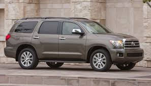 2015 Toyota Sequoia - Overview - CarGurus