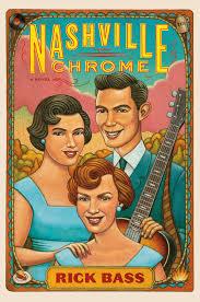 NASHVILLE CHROME (couverture)