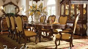 Palais Royale Dining Room Collection From Aico Furniture YouTube - Aico dining room set