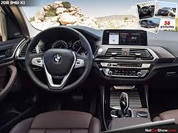 BMW X3 2018 Interior #3773