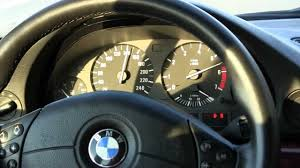 BMW 735I Automatic E38 0-100 km/h acceleration - YouTube