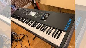 <b>Синтезатор yamaha modx8</b> купить в Санкт-Петербурге на Avito ...