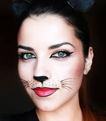 5 last minute looks that only require eyeliner cat makeupcat