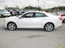 White Diamond Tricoat 2013 Chevrolet Malibu LTZ Exterior Photo ...