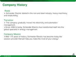 Schneider Organization Chart Schneider Electric Strategy Presentation