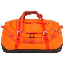 <b>Sea to summit</b> Duffle <b>Bag</b> 65L Оранжевый, Snowinn
