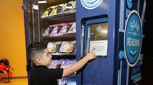 Vending Machines Fort Worth Stunning Book Vending Machine CBS Dallas Fort Worth