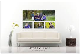 includes both the couch photograph and the print template for making the wall art  on wall art collage template with great lightroom print templates for free laura shoe s