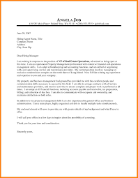 7 Property Manager Cover Letters Letter Of Apeal