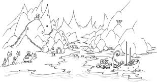 Mississippi River Coloring Page At Getdrawingscom Free For