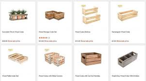 i want wine crates where to find free or wood crates 1001 pallets