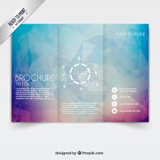 tri fold brochures tri fold brochure vector free download