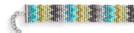 Bead Loom Bracelet Patterns Impressive Bead Loom Patterns How To Create Loomwork Bracelets Interweave