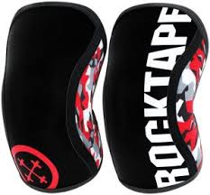 Rocktape Knee Sleeve Size Chart Rocktape Knee Sleeves 2 Pack Competition Grade 7mm Thickness Compression Neoprene Extra Long For Vmo Support Assassins Red M