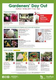 Kitchen Gardeners International Gardeners Day Out Hortpark Parks Nature Reserves Gardens