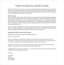 How To Write A Follow Up Letter Beautiful Writing Post Interview