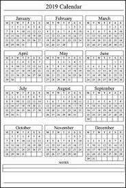 2019 Calendar Printable Template 54 Best Blank January 2019 Calendar Templates Images