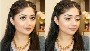Nude Makeup Tutorial for Indian Skin corallista YouTube
