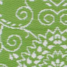 interior lime green carpet with white fl pattern wool