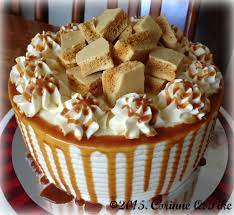 Rocky road cake by red ribbon: Heart Of Mary Coffee Crunch Cake Crunch Cake Cake Light Cakes