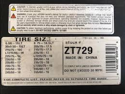 Super Z Tire Chain Size Chart Log In Needed 75 Tire Chains Full Sized Truck Super Z Lt Diagonal Never Used