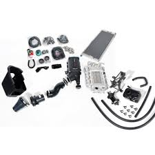 SLP Performance Parts 620068 Silverado/Sierra Supercharger 5.3L ...