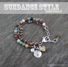 sundance style beaded bracelet diy beaded bracelets you bead crafts should be making
