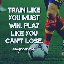 Progressive Soccer - Improve Faster - Achieve More | Inspirational soccer  quotes, Football quotes, Soccer inspiration
