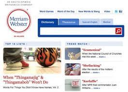 Word Origins Website Dictionary