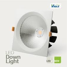 V Light Led Hot Item High Quality 40w Cob Project Light Led Downlight With Ce V 3840r